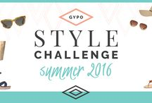 GYPO Style Challenge | Summer 2016 / This board is for participants of the Summer 2016 GYPO Style Challenge.