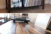 turntable table