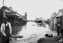 1870,1887,1890, 1893, 1926, 1927 and 1928 Floods