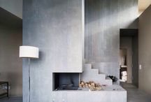 Interior: Fireplaces / Your hearth can be the heart of your home, and a dramatic design statement as well. Get bang for buck with your fireplace.