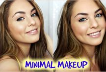 Makeup Tutorials - YouTube / Collection of videos on a range of different makeup looks. Tried and trusted on YouTube, created by clever artists