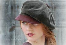 Boinas y sombreros de tela