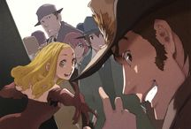 Baccano / It might be confusing for some people but all in all this is a great show. I enjoyed watching it very much.