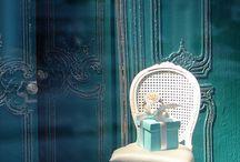 Windows Displays by Tiffany