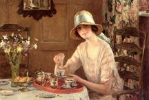 Vintage Jam & Tea