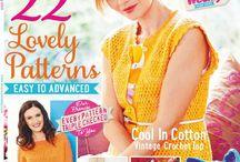 Crochet & knitting mag