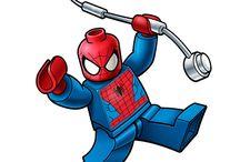 Spiderman Lego Birthday