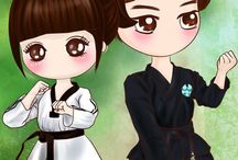Chibi Couple