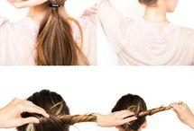 Hair dos!