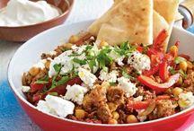 1Pans gerechten / Grieks