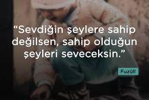 Söz Fuzuli