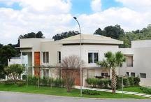 Projetos Casas by Quitete&Faria / Diversos projetos residenciais #quitetefaria