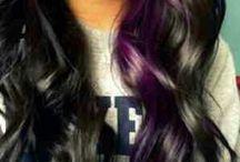 hair color / by Lauren