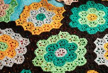Crochet / Crochet tutorials, ideas, patterns, colors