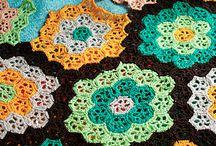 Crochet / Crochet tutorials, ideas, patterns, colors