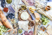Appetizers/Snacks / by Tina Monson Rheinford