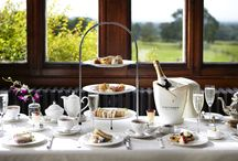 Time for Tea / Indulge in a little bit of English tradition in a quintessentially English setting – finely cut sandwiches, freshly baked scones with jam and clotted cream, a range of delicate pastries and your choice of tea and coffee – an unforgettable afternoon spent with Exclusive!
