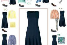 Capsule & wardrobe plans