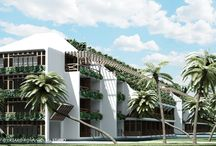 Ocean Riviera Paradise / Debuting in late 2016, this unique concept hotel will feature something for everyone.  On the beautiful shores of Playa del Carmen.