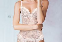 Sexiest Bridal Lingerie / Here is our collection of some of the steamiest lingerie for your honeymoon.