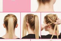 Hair braid ideas