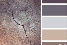 palettes couleur