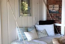 Ideas for Screen Porch / by Rossana Paganelli