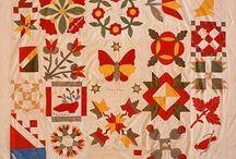 Album/Sampler Quilts
