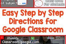 {google classroom}