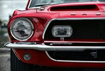American Muscle / Muscle Cars and Trucks / by Paula Miller
