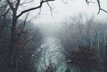 sceneries.