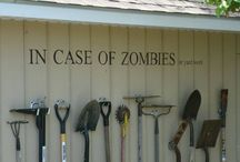 In case of Zombies!