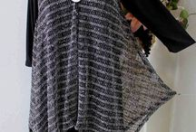 Liivit ja tunikat, hihattomat ja pikkuhihat - vests, tunics without sleeves or just a little..