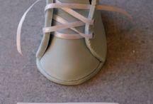 Tutoriel de chaussures de bébé