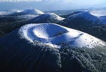 volcans d auvergne  france
