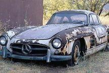 Abandonned cars