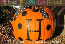 Pumpkin carving decorating ideas