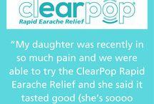 Moms Love ClearPop!