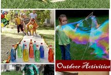 Outdoor Experiences / by Wooldrage Giggles-earlylearning