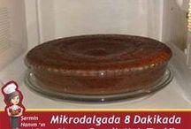 Mikrodalga kek