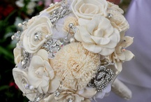 Vintage Weddings / Were thinking, Lace, broaches, wild flowers. Anything vintage inspired for the big day!