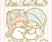 Little Twin Stars♡♡♡