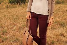 Maroon (Masala) outfit ideas
