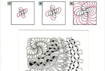 how to zentangle