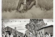Wedding Photography Ideas / Candid, creative and romantic wedding photography ideas.