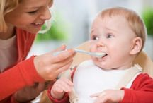 Feeding and Swallowing Disorders in Children / Children under 12 months should be using their voices to relate to their environment. Cooing and babbling are early stages of speech development.