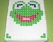 Kermit the frog themed party / by Angie Marquardt