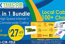 FTTN Bundle Plans / Enjoy the fastest FTTN Bundle Plans connection in Ontario and our great home phone service.