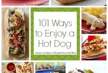 HOTDOG♥RECIPES / by rachy
