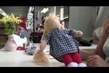 sewing: dolls and toys / by Norma Cox